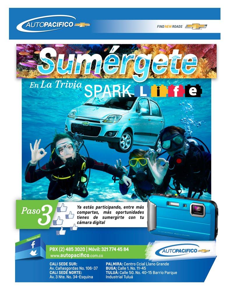 Chevrolet Spark Promocion